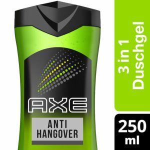 Das Axe Anti Hangover Duschgel im Test