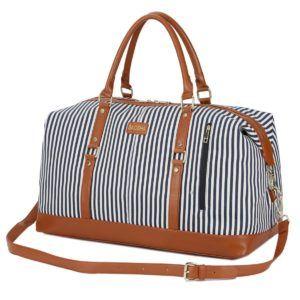 BAOSHA HB-14 Übergroße Canvas Reisetasche Frauen Damen