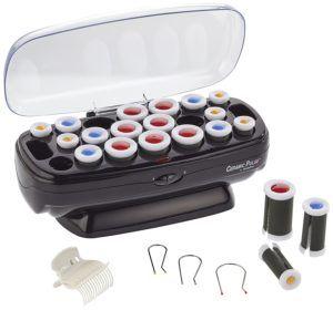 Babyliss Pro BAB3021E Keramik Heizwickler mit Samt beschichtet, 20 Stück im Test