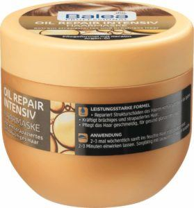 Balea Professional Haarmaske Oil Repair Intensiv, 300 ml