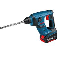 Bosch GBH 18 V-LI Compact Bohrhammer Test