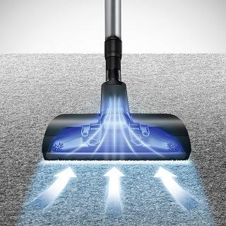 Saugkraft von Bosch Relaxx'x ProSilence66 Staubsauger im Test & Vergleich