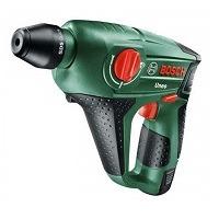 Der Uneo Bohrhammer ist sehr klein und kompakt Test