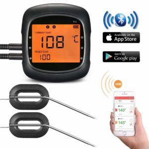 Bratenthermometer Bluetooth TOPELEK im Test von ExpertenTesten.de
