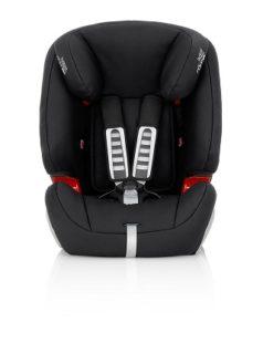 Der Kindersitz mit Verstellbarer Rückenlehne von Britax Römer EVOLVA 123 im Test und Vergleich bei Expertentesten
