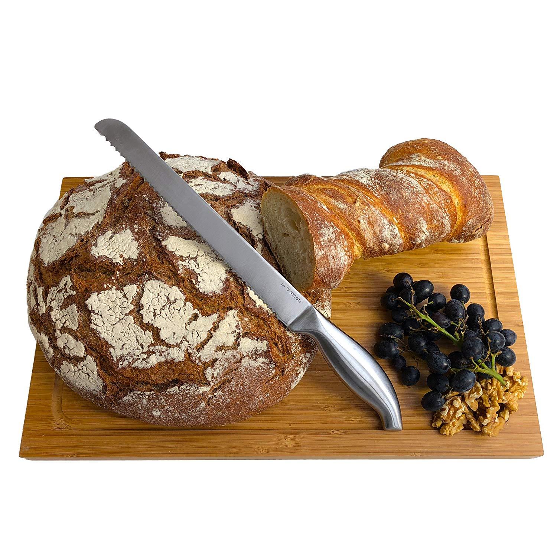 Brotmesser Test - Zahlen, Daten, Fakten rund um das Brotmesser