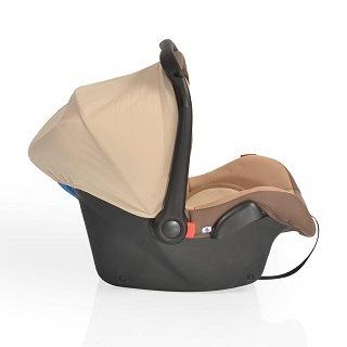 Der Kindersitz mit Seitenaufprallschutz von CANGAROO YKO705 im Test und Vergleich bei Expertentesten