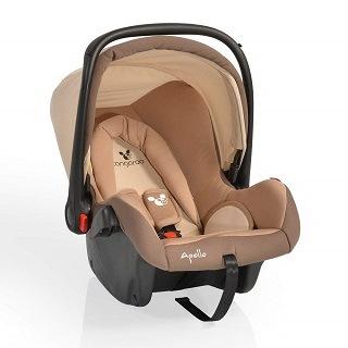 Der Kindersitz mit Sonnen- und Regendach von CANGAROO YKO705 im Test und Vergleich bei Expertentesten