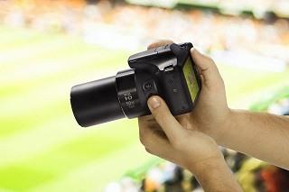 Die PowerShot SX540 HS Spiegelreflexkamera hat eine sehr gute Bildqualität Test
