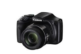 Die PowerShot SX540 HS Spiegelreflexkamera ist sehr gut verarbeitet Test
