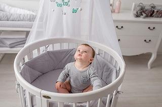 Baby im ComfortBaby SmartGrow im Test & Vergleich
