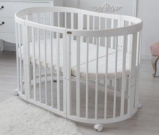 ComfortBaby SmartGrow Babybett im Test & Vergleich