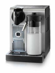 DeLonghi EN 750 MB Lattissima Pro Nespresso Maschinen mit Milchaufschäumer