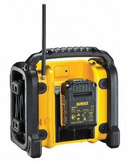 Das DCR019 Baustellenradio hat sich sehr gut im Test gezeigt