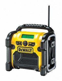 Das DCR019 Baustellenradio sieht sehr gut aus Test