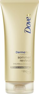 Dove DermaSpa Body Lotion Sommer Revival hell, 2er Pack (2x 200 ml)