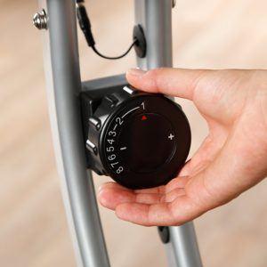 Verstellbarkeit des Fahrradergometer im Test