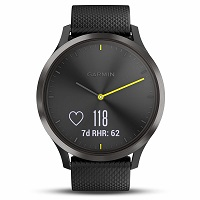 Garmin vívomove HR Smartwatch Test