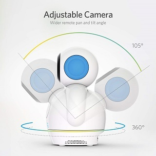 Das 2.0 Babyphone hat sich sehr gut im Test gezeigt