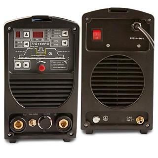 Das Schweißgerät NTF TIG160PD von IPOtools hat eine sehr gute Leistung im Test gezeigt!