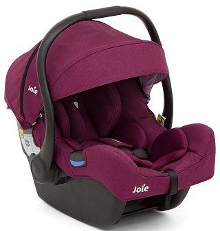Der Kindersitz mit 2 Jahre Garantie von Joie I-Gemm im Test und Vergleich bei Expertentesten