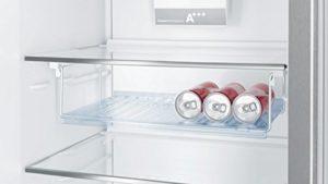 Alle Zahlen und Daten aus einem Kühlschrank mit Gefrierfach Test