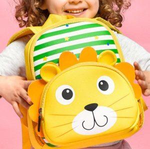 Kindergartenrucksack Nette Kleine Kleinkind Kinder Rucksack Tier Cartoon Mini Kinder Tasche für Baby Mädchen Junge Lässig Dauerhaft (2)