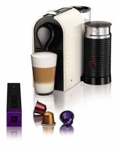 Krups XN2601 UMilk Nespresso Maschine mit Kapseln