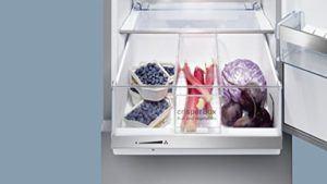 Kühlschrank Gefrierfach im Test von Expertentesten von Expertentesten: Die Beleuchtung