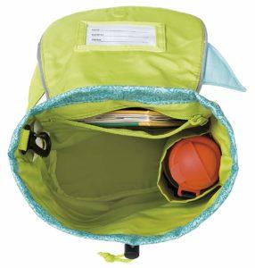 Lässig Mini Backpack Duffle Kinderrucksack Kindergartentasche,Navy Türkis im Test