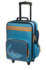 Lässig stabiler Kinder Reisekoffer Kindertrolley