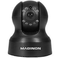 Die ID-1 Überwachungskamera hat ein tolles Desing Test
