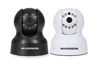 Die ID-1 Überwachungskamera ist sehr klein und gut verarbeitet Test