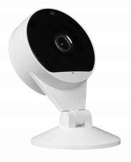 FHD IP Kamera mit einer Videoauflösung von 1920 x 1080 und Streaming Auflösung von 1280 x 720 Pixel, ein 120° Blickwinkel und Bewegungserkennung Test
