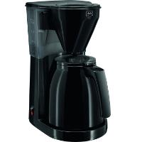 Schwarze Filterkaffeemaschine von Melitta Easy Therm 1010-06 im Test