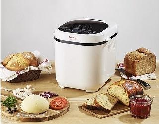 Der Moulinex Brotbackautomat ist perfekt fur eure Kuche im Test