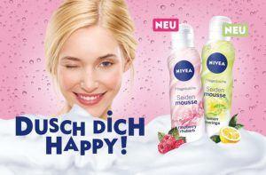 Neue Produkte von Nivea Seiden Mousse Duschgel im Test