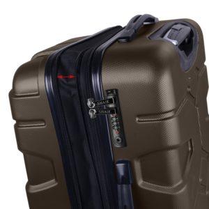 SHAIK SERIE RAZZER SH002 3-tlg. DESIGN PMI Hartschalen Kofferset