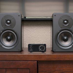SMSL SA-50 2x50W Hi-Fi Stereo Verstärker im Test von Expertentesten