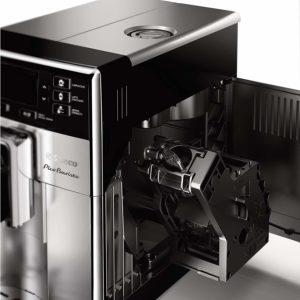 Der Kaffeevollautomat mit professionellem Scheibenmahlwerk von Saeco HD8927-01 PicoBaristo im Test und Vergleich bei Expertentesten