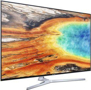 65 Zoll Fernseher von Samsung MU8009 im Test