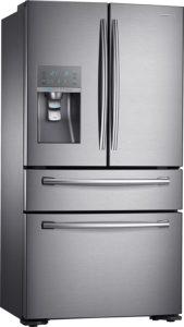 Was ist ein French Door Kühlschrank in einem Test