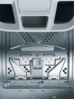 Montage von Siemens WP12T227 iQ300 im Test