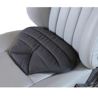 Im Auto das Sitwell Sitzkissen im Test
