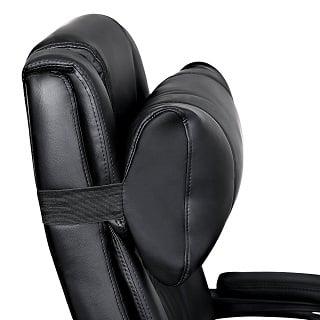 Der 6955880317257 Chefsessel hat ein hochwertiges Kopfkissen Test