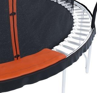 Stabiler, verzinkter & wetterfester Stahlrohrrahmen im TEst