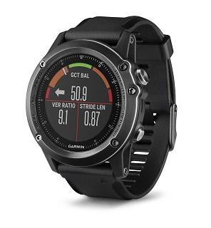 Die TOPsic Garmin Fenix 3 Smartwatch hat ein sehr modernes Design Im Test