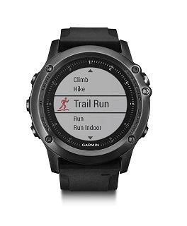 Die TOPsic Garmin Fenix 3 Smartwatch hat viele Funktionen im Test gezeigt