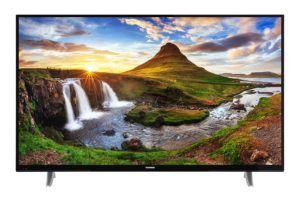 50 Zoll Fernseher von Telefunken XU50D401 im 65 Zoll Fernseher Test