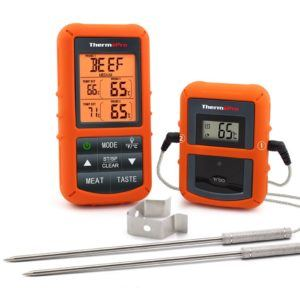 ThermoPro TP20NEW Digitales Funk-Grill-Bratenthermometer im Test von Expertentesten